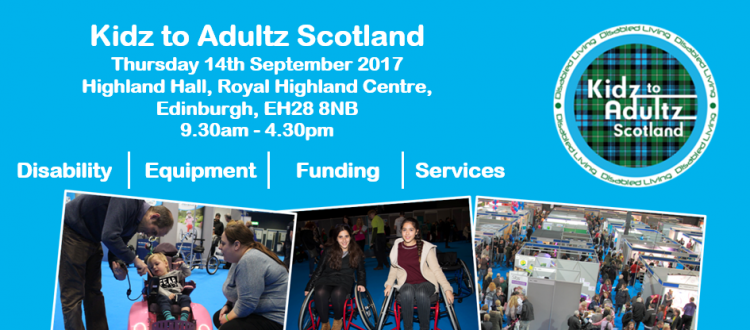 Kidz to Adultz Scotland poster