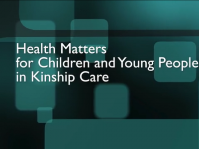 Title page for ASCS Health Matters DVD